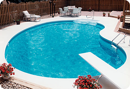 Why pool tile maintenance is important