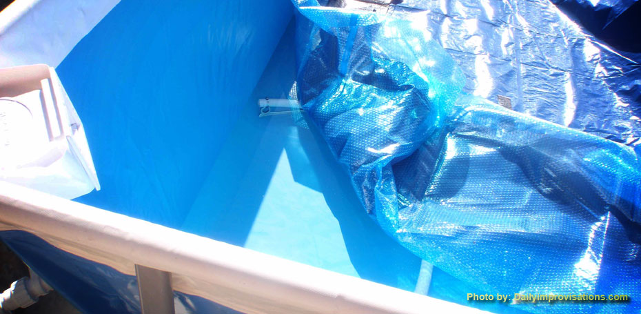 3 Reasons To Never Drain Your Pool