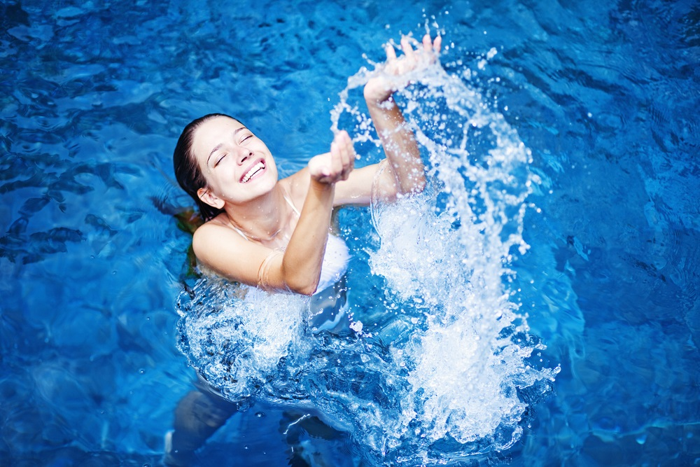 Healthy reasons to get a swimming pool